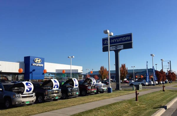 Midway Hyundai Dealership