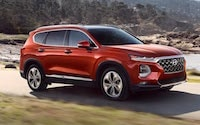 2019 Hyundai Santa Fe near Post Falls