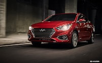 2019 Hyundai Accent near Post Falls