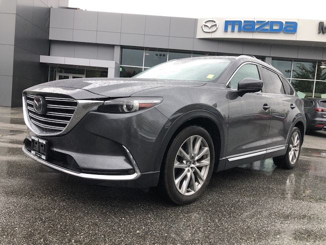 2017 Mazda CX-9 GT TECHNOLOGY PACKAGE SUV
