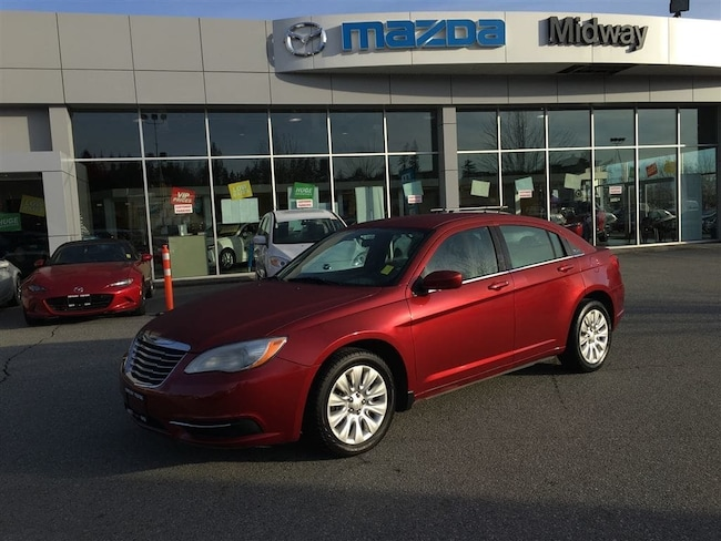 2011 Chrysler 200 LX 4CYL LOW LOW KMS!!! Sedan