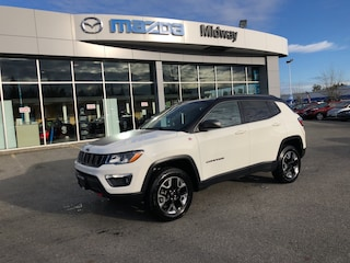 2018 Jeep Compass Trailhawk NAVI PANORAMIC ROOF SUV