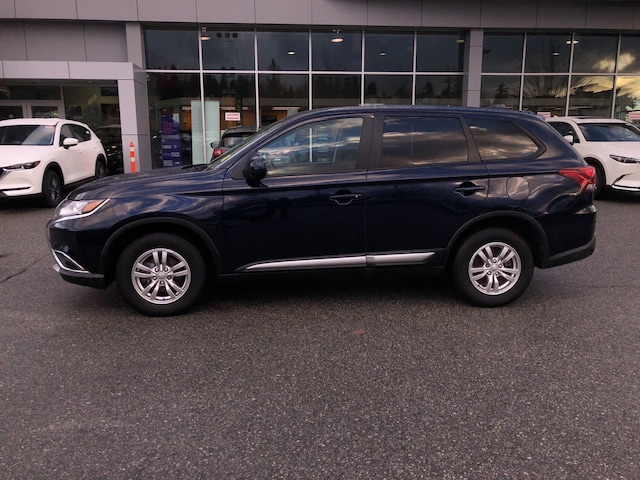 Used 2018 Mitsubishi Outlander ES AWC LOW KMS For Sale in