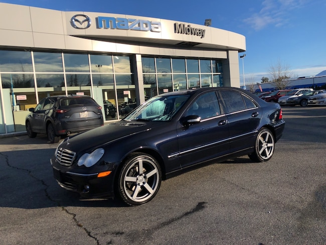 2007 Mercedes-Benz C-Class 4MATIC AWD LOADED C CLASS Sedan