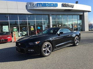 2017 Ford Mustang ONLY 16, 000KMS!!! Convertible