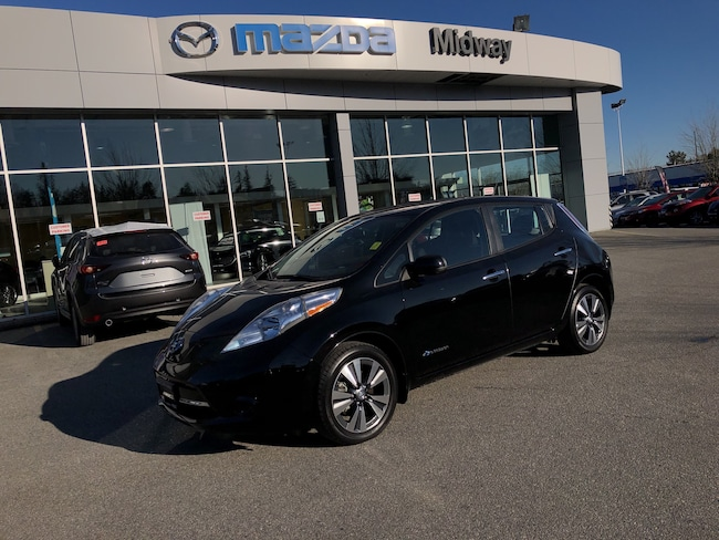 2015 Nissan LEAF SV NAVIGATION LOW KMS Hatchback