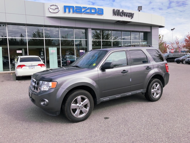 2011 Ford Escape XLT LEATHER MOONROOF SUV