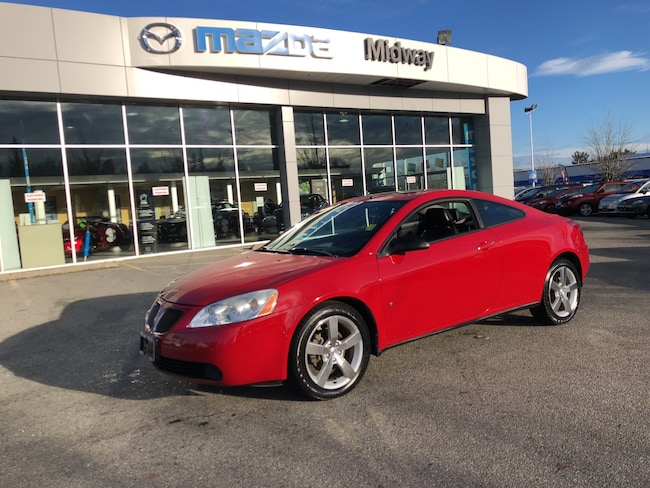 2007 Pontiac G6 GTP LEATHER AUTO MOONROOF Coupe