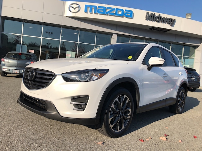 2016 Mazda CX-5 GT TECH PKG ONLY 35, 000KMS SUV