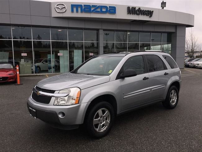 2006 Chevrolet Equinox AWD LEATHER LOW KMS SUV