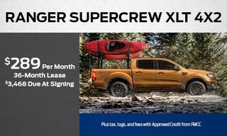 Ranger Super Crew XLT