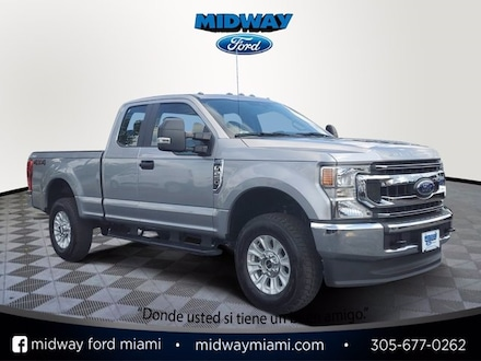 2020 Ford F-250 XL Extended Cab Truck