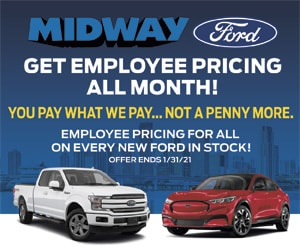 Employee Pricing All Month Special