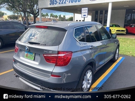 2012 BMW X3 xDrive28i SUV