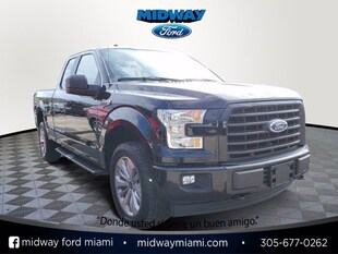 2017 Ford F-150 XL EXTENDED CAB LONG BED TRUCK