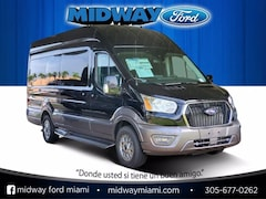 2021 Ford Transit Sherrod Conversion PASSENGER VAN