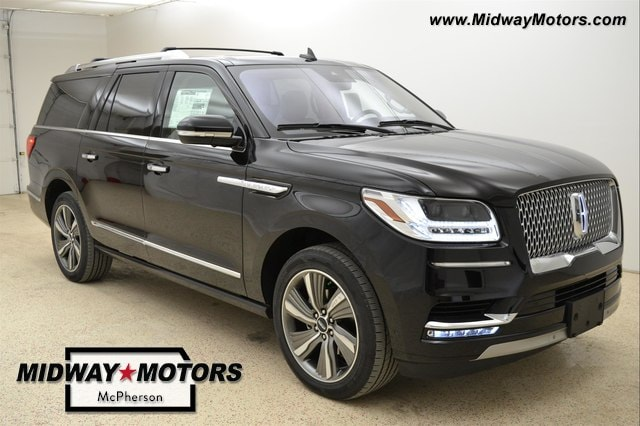 New 2019 Lincoln Navigator For Sale At Dave Sinclair Lincoln Vin