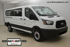 2019 Ford Transit-350 XL w/Sliding Pass-Side Cargo Door Wagon Low Roof Passenger Van