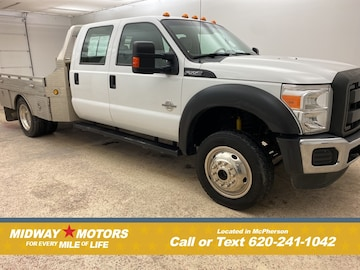 2013 Ford F-550 Chassis Truck