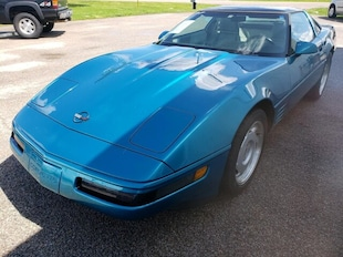 1992 Chevrolet Corvette Base Coupe