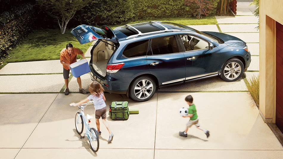 2015 Nissan Pathfinder Gets New Safety Features, Exterior Colors