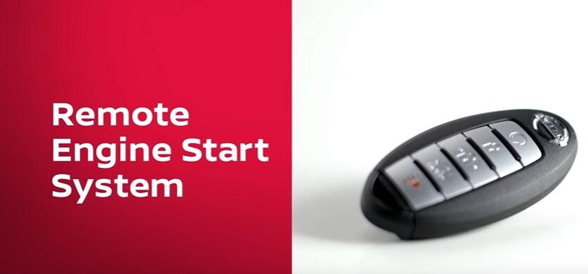 Nissan Remote Start