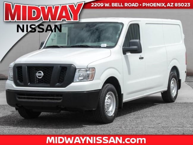 New 2018 Nissan Nv Cargo Nv2500 Hd S V6 For Sale In Phoenix Az