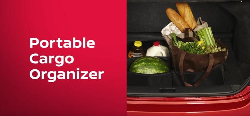 Nissan Portable Cargo Organizer
