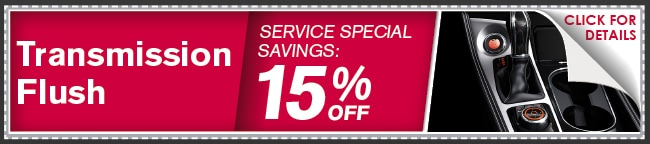 Transmission Fluid Exchange Coupon, Phoenix Automotive Service