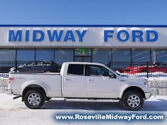 2014 Ford F-150 Lariat SuperCrew 157 WB