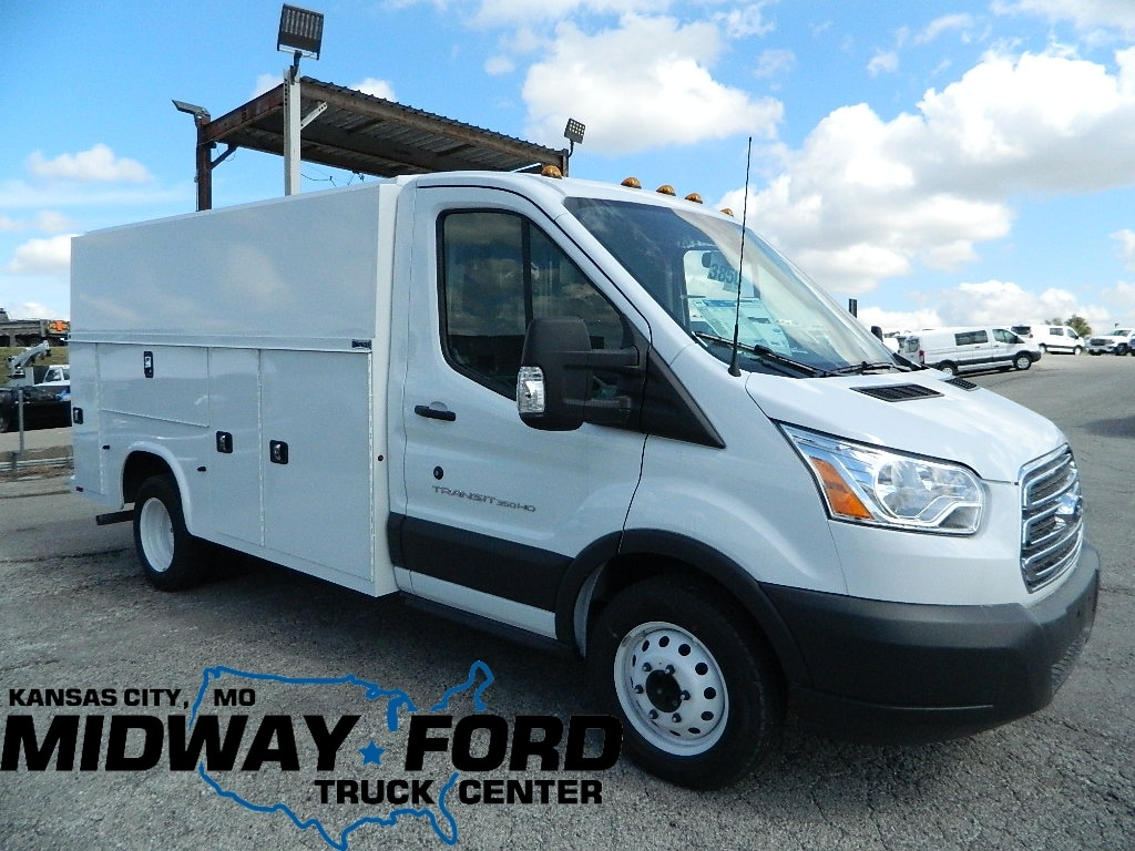 2018 Ford Transit-350 HD KUV XL Utility Body