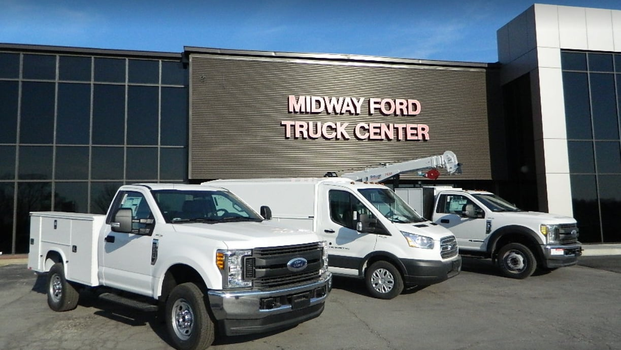 Midway Ford Truck Center: Ford Dealership Kansas City MO