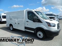 New 2018 Ford Transit-350 HD KUV XL Utility Body in Kansas City, MO