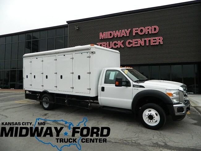 Used 2015 Ford F-550 Refrigerated Body XL Regular Cab Kansas City, MO