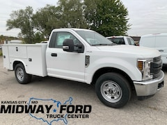 New 2019 Ford F-350 Reg Cab Service Body XL Service Body in Kansas City, MO