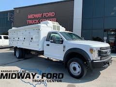 Used 2019 Ford F-450 Refrigerated Body XL Reg Cab 16ft Refrigerated Body in Kansas City, MO
