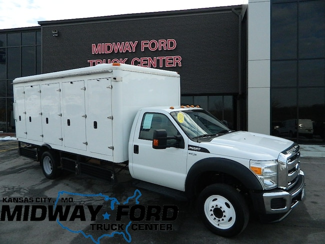 Used 2015 Ford F-550 Refrigerated Body XL Regular Cab Kansas City, MO