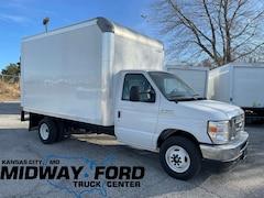 New 2021 Ford E-350 12FT Box Van Commercial Box Van in Kansas City, MO