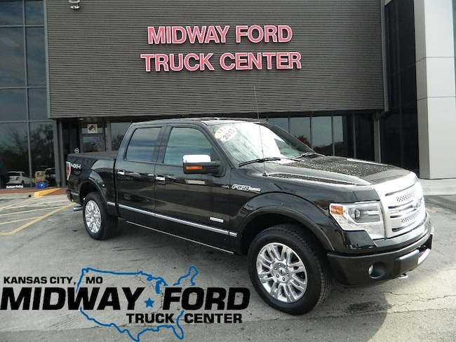 Used 2013 Ford F-150 700A Crew CAB Kansas City, MO