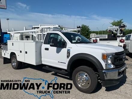 2020 Ford F-450 Service Body XL Regular Cab
