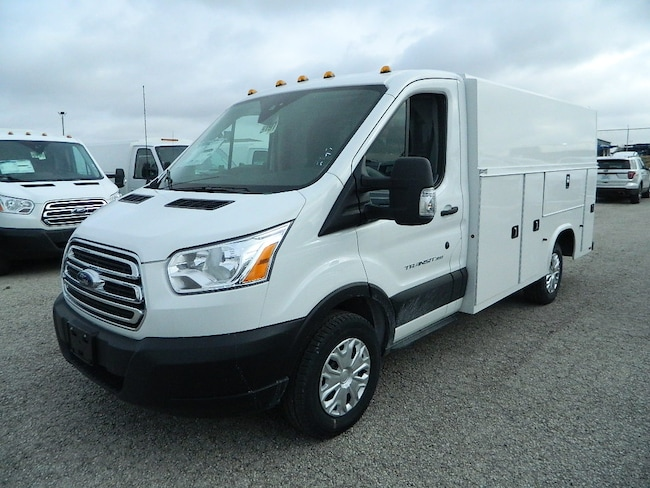 New 2019 Ford Transit 350 Kuv For Sale At Midway Ford