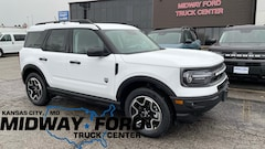 New 2021 Ford Bronco Sport Big Bend SUV in Kansas City, MO