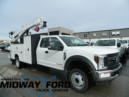 2019 Ford F-550 Crane Body XL Crane Body