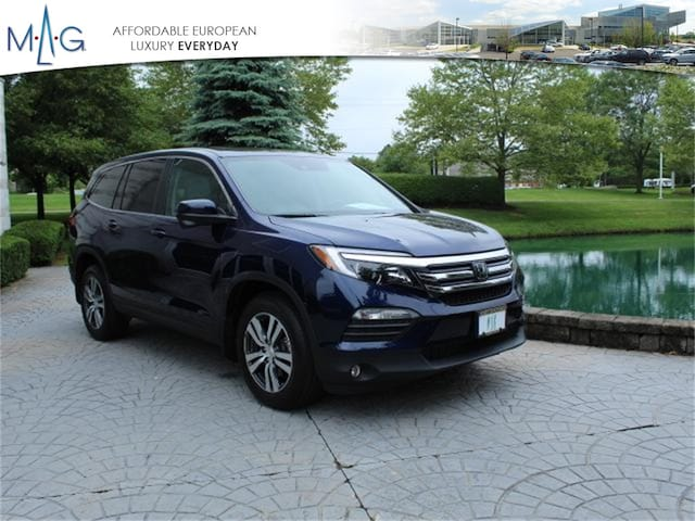 Midwestern Auto Group >> Used 2017 Honda Pilot For Sale At Midwestern Auto Group