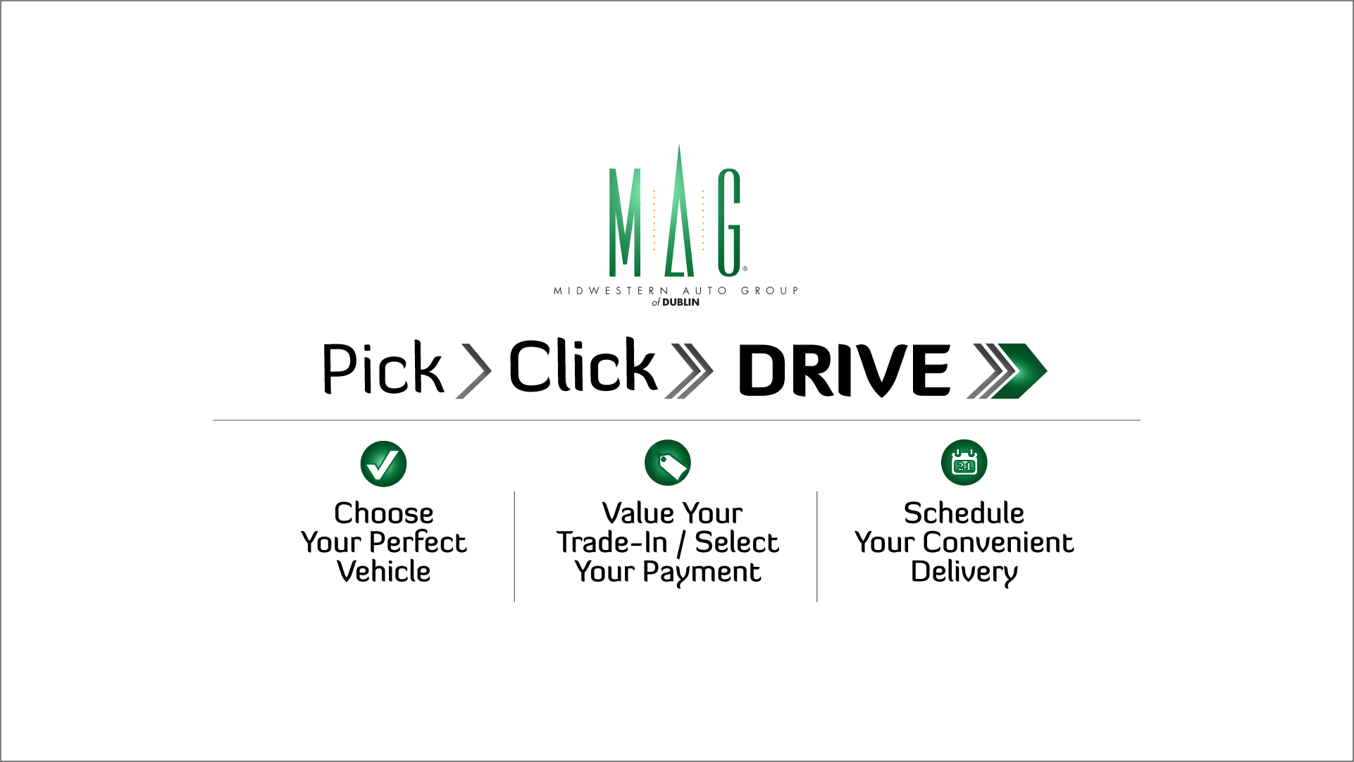 Midwestern Auto Group >> Pick Click Drive Midwestern Auto Group