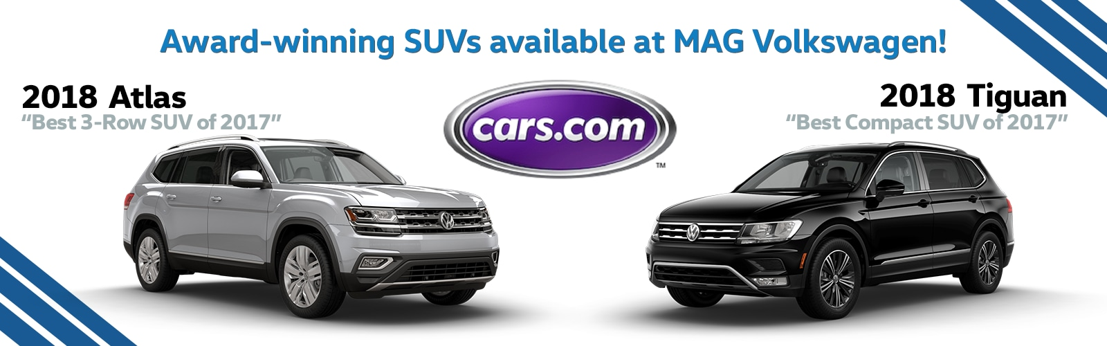 MAG Volkswagen | New Volkswagen dealership in Dublin, OH 43017