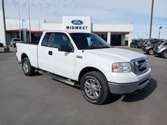 2008 Ford F-150 Truck Super Cab for sale in Hutchinson, KS at Midwest Superstore