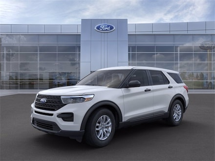 2021 Ford Explorer 4WD SUV