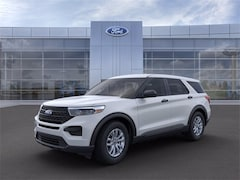 New 2021 Ford Explorer RWD SUV Hutchinson