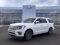 New 2021 Ford Expedition Max Limited SUV Hutchinson